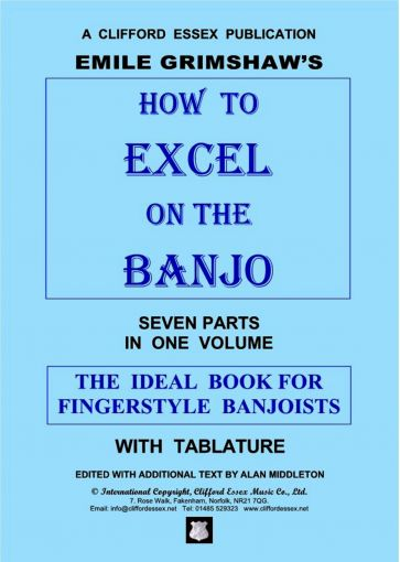 HOW TO EXCEL ON THE BANJO.