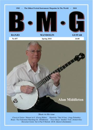 BMG. Back Issue. Spring 2010.