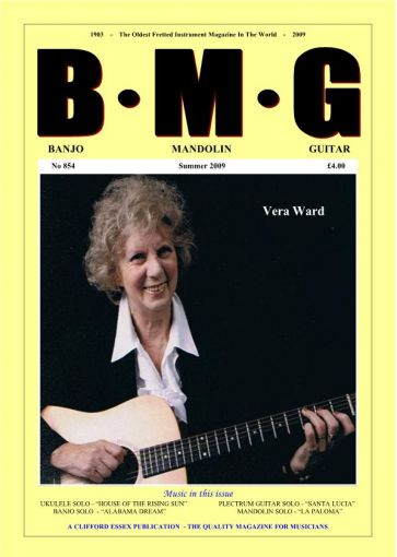 BMG. Back Issue. Summer 2009.