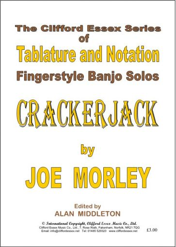 CRACKERJACK BY JOE MORLEY.
