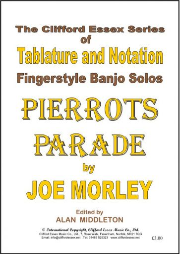 PIERROTS PARADE BY JOE MORLEY.