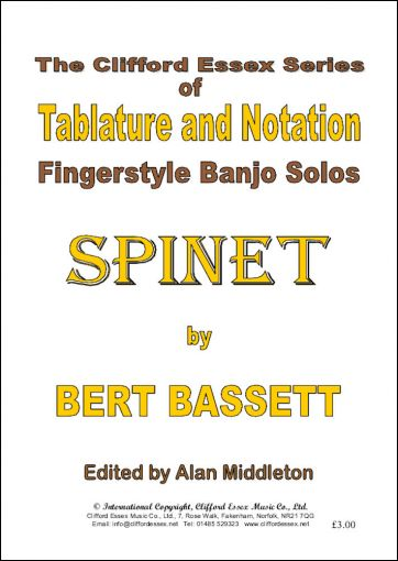 SPINET BY BERT BASSETT.