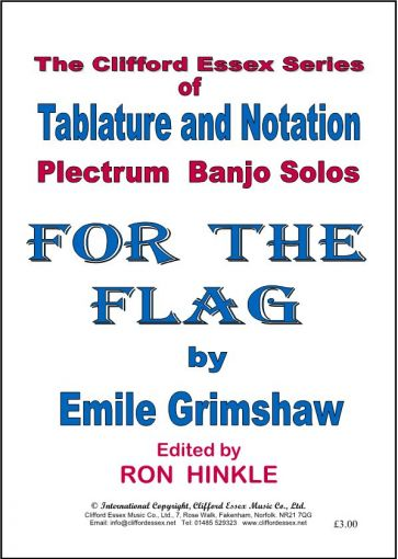 FOR THE FLAG BY EMILE GRIMSHAW.