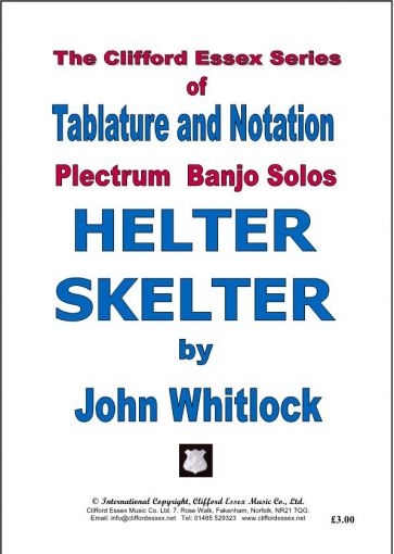 HELTER SKELTER BY JOHN WHITLOCK.