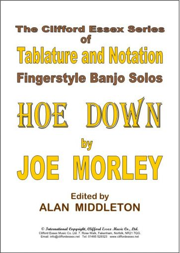 HOE DOWN BY JOE MORLEY. ALL JOE'S SOLOS ARE TERRIFIC AND THIS IS ONE OF THE BEST.