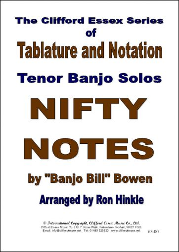 NIFTY NOTES BY BILL BOWEN.