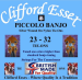PICCOLO BANJO. SPECIALIST STRINGS FROM CLIFFORD ESSEX.