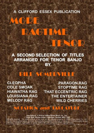5 String Banjo Tutor Books